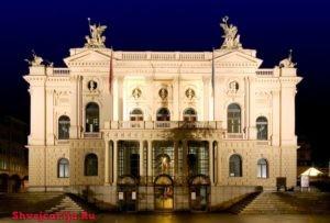Оперный театр Опернхаус