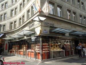 Часовой музей Бейера в Цюрихе