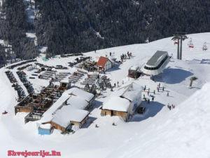 Горнолыжный курорт Давос. Davos