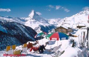 Горнолыжный курорт Церматт. Zermatt