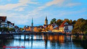 Качество жизни в Цюрихе