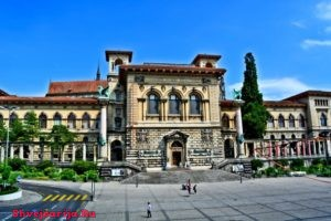 Кантональный Музей Археологии и Истории в Лозанне