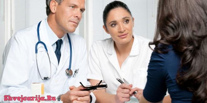 Лечение внутренних болезней в клиниках Швейцарии