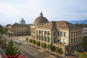 Обучение в Цюрихе