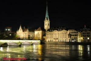 Районы Цюриха