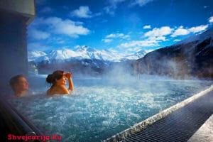 Бальнеотерапия в Швейцарии - Натуропатия в Швейцарии