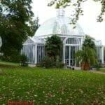 Ботанический сад в Женеве