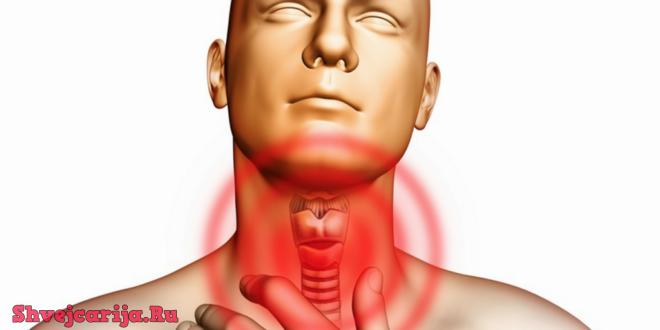 Лечение болезней глотки и гортани в Швейцарии