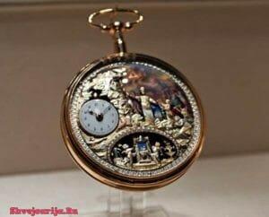 Музей часов Patek Philippe в Женеве, Швейцария