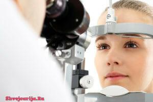 Офтальмология в Швейцарии. Направления и условия лечения