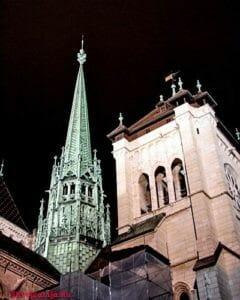 Женевский собор Святого Петра