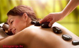 Стоунтерапия в Швейцарии - Натуропатия в Швейцарии