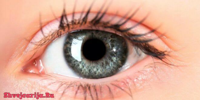 Воспалительные и аллергические заболевания глаз