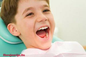 Детская стоматология в Швейцарии