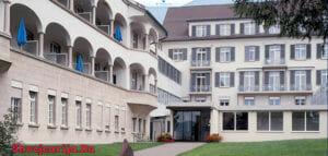Клиника Бетаниен. Privatklinik Bethanien, Цюрих.