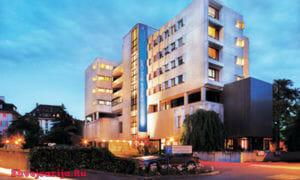 Клиника Буа-Серф. Clinique Bois-Cerf, Лозанна