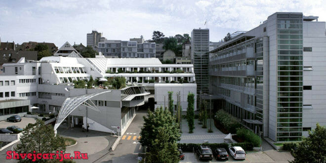 Клиника Хирсланден. Hirslanden Klinik, Aarau