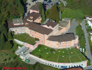Клиника Сант Анна. Clinic Sant Anna, Лугано.