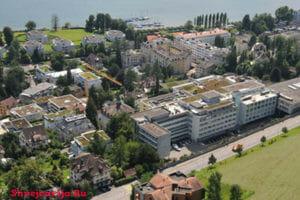 Клиника Св. Анны. Klinik St. Anna, Люцерн