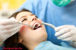 Терапевтическая стоматология в Швейцари