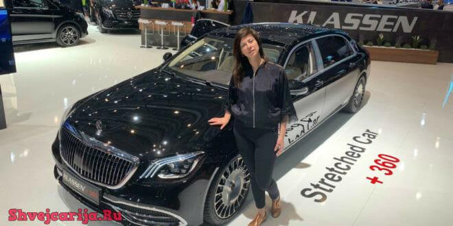 Несколько фото новинок Женевского автосалона 2019
